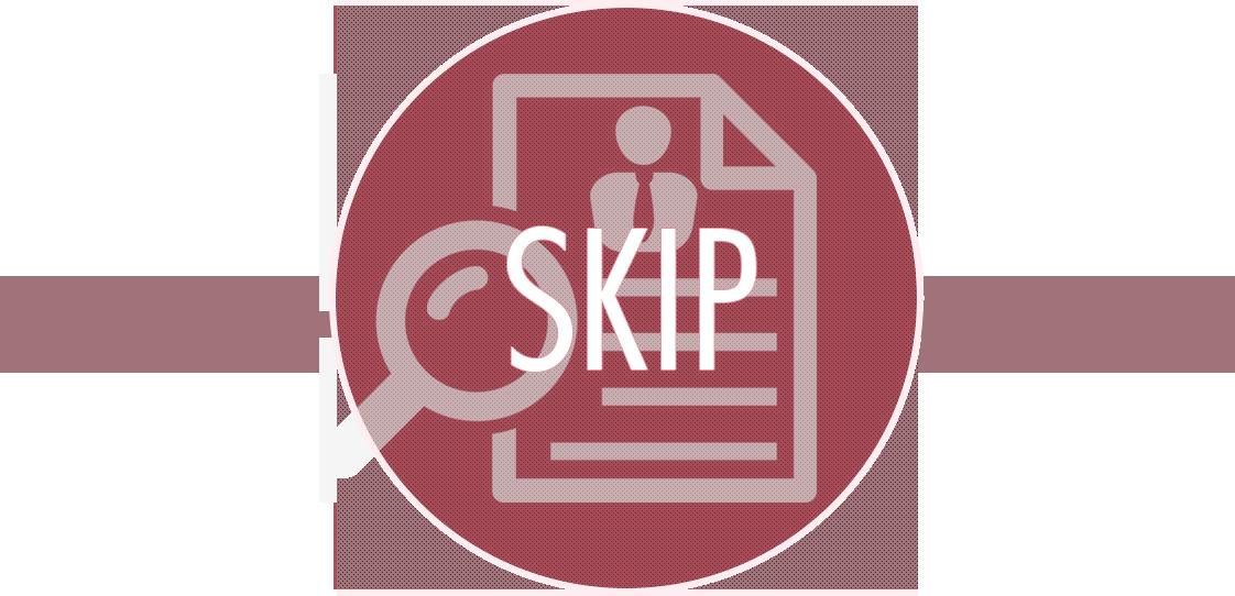 履歴書SKIP